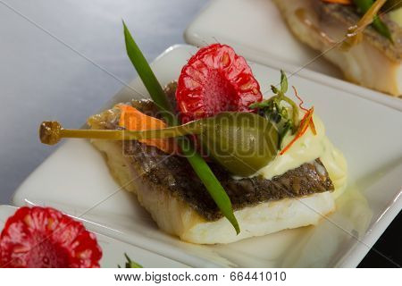 Delicious Seafood Appetizers - Catering Dish.