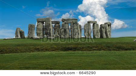 Stonehenge ruins