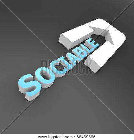 Sociable Arrow