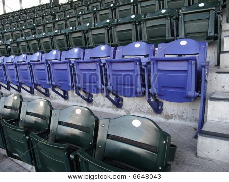 Coors Field Mile High Seats
