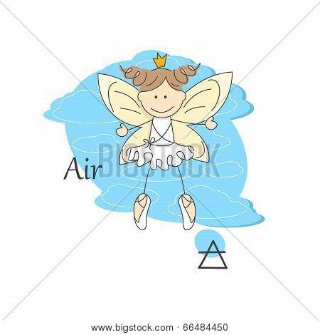 Fairy of air.