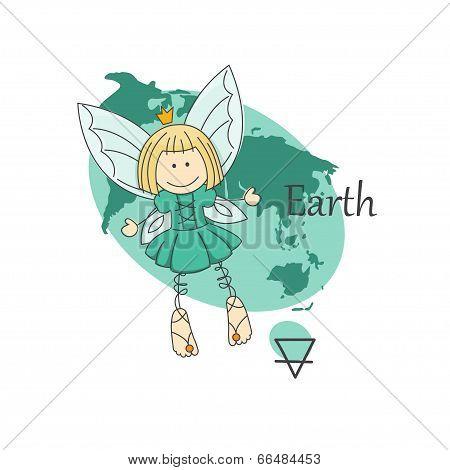 Fairy of earth.