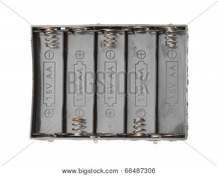 Battery Holder Case