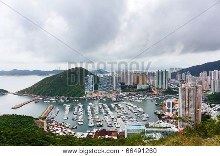 Aberdeen in Hong Kong