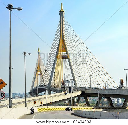 Ring Road Bridge, Bangkok