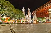 picture of conquistadors  - CAMPECHE - JPG