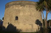 pic of martello  - Martello Tower - JPG