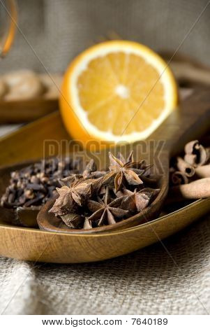 Fragrant spices