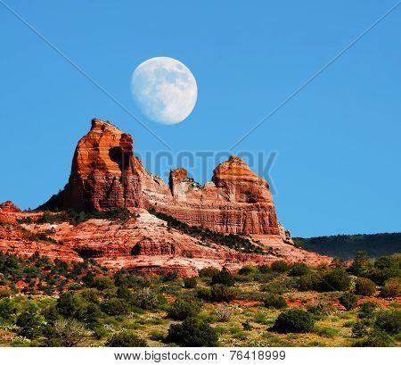 Sedona Moon