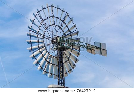 Wind Turbine, Wind Power Tower, Pump