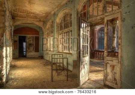 Old Abandoned Hospital