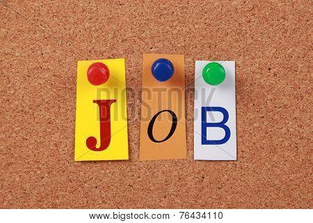 Job Single Word