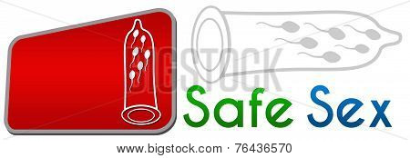Safe Sex Red Triangle