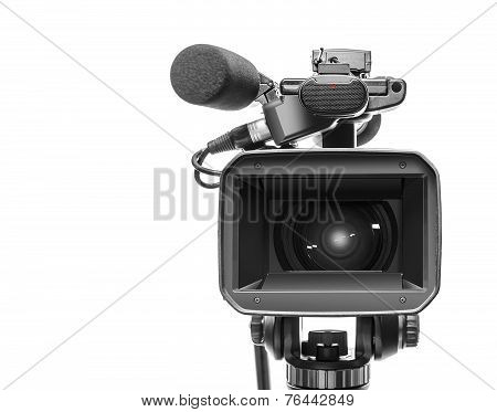 Professional Video Camcorder