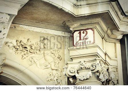 Vienna - Graben Street