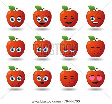 Apple Avatar Expression Set