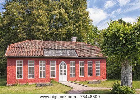 Hovdala Slott Orangery Building