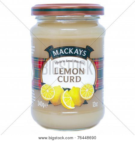Mackays Lemon Curd