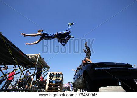 Parkour Jumps