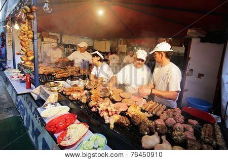 Fair Barbecue