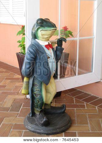 frog door stopper