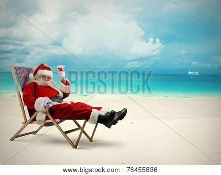 Santaclaus Vacation