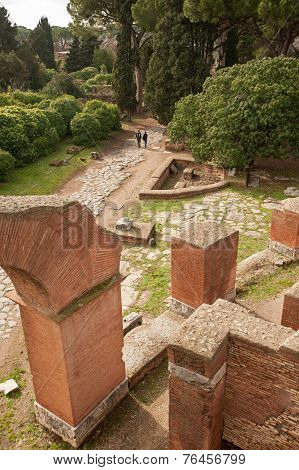 Ostia-antica