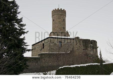 Spinola Castle In Campoligure