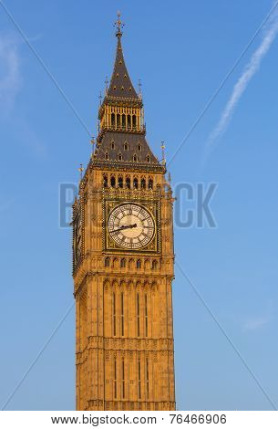 Big Ben During The Day