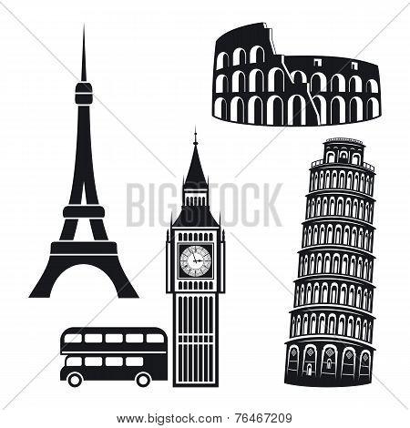 Cities Symbols
