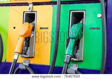 Fuel Nozzle, Gas Pump