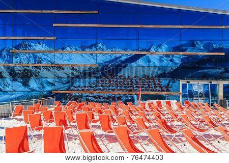 Mountain Deckchairs