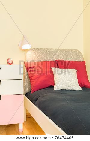 Modern Room For Girl