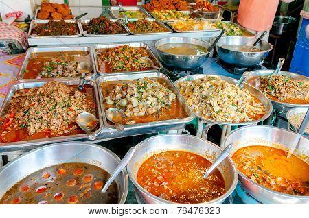 Oriental street food