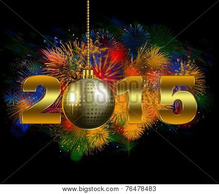 2015 New Year's Eve Party