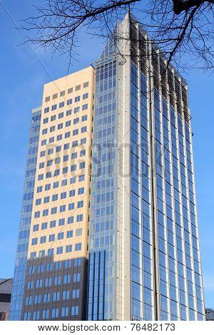 Sacramento Skyscraper