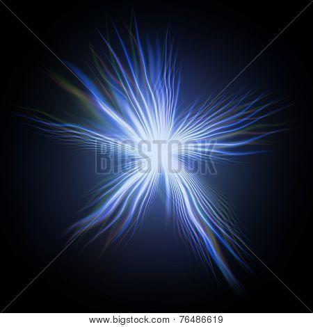 Plasmatic Star Generated Hires Texture