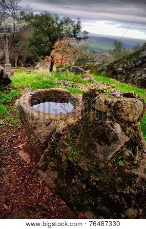 Granite Bowl