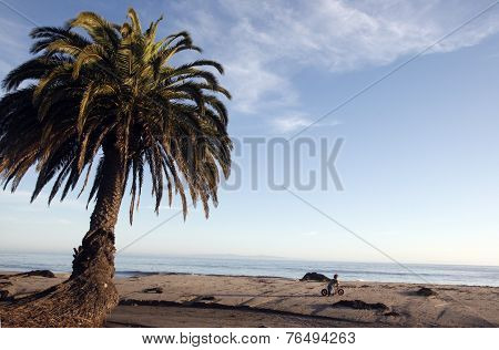 Southern California Beach