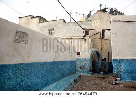 Street scene, Rabat, Morocco