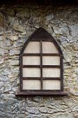 Old Medieval Window poster