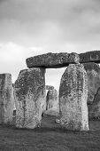 foto of stonehenge  - The Stonehenge historic monument in England - JPG