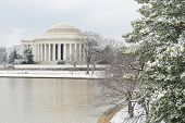picture of thomas jefferson memorial  - Washington DC  - JPG