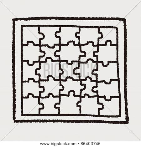 Doodle Jigsaw