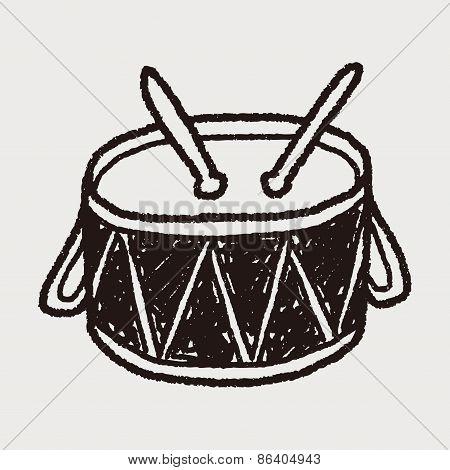 Doodle Toy Drum