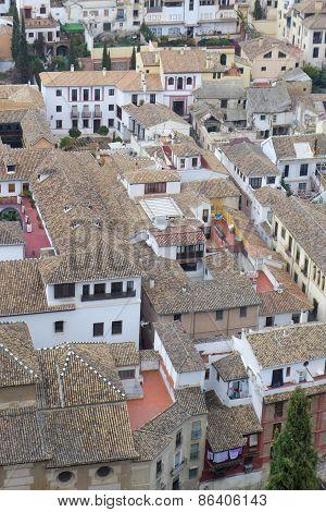 Albaycin Rooftops