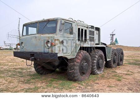heavy rocket truck all-terrain