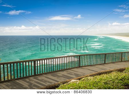 Beach Lookout