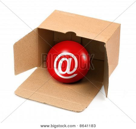 You Have Got Mail In A Box