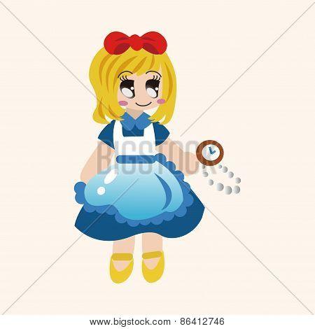 Fairytale Princess Theme Elements